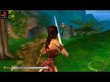 Xena Warrior Princess - Gameplay PSX PS1 PS One HD 720P (Epsxe)