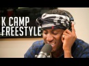 K. Camp - March Madness Freestyles @ Funk Flex