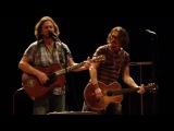 Eddie Vedder with Johnny Depp - Society