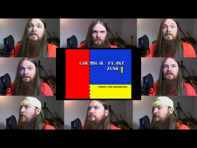 Sonic 2 - Chemical Plant Zone Acapella