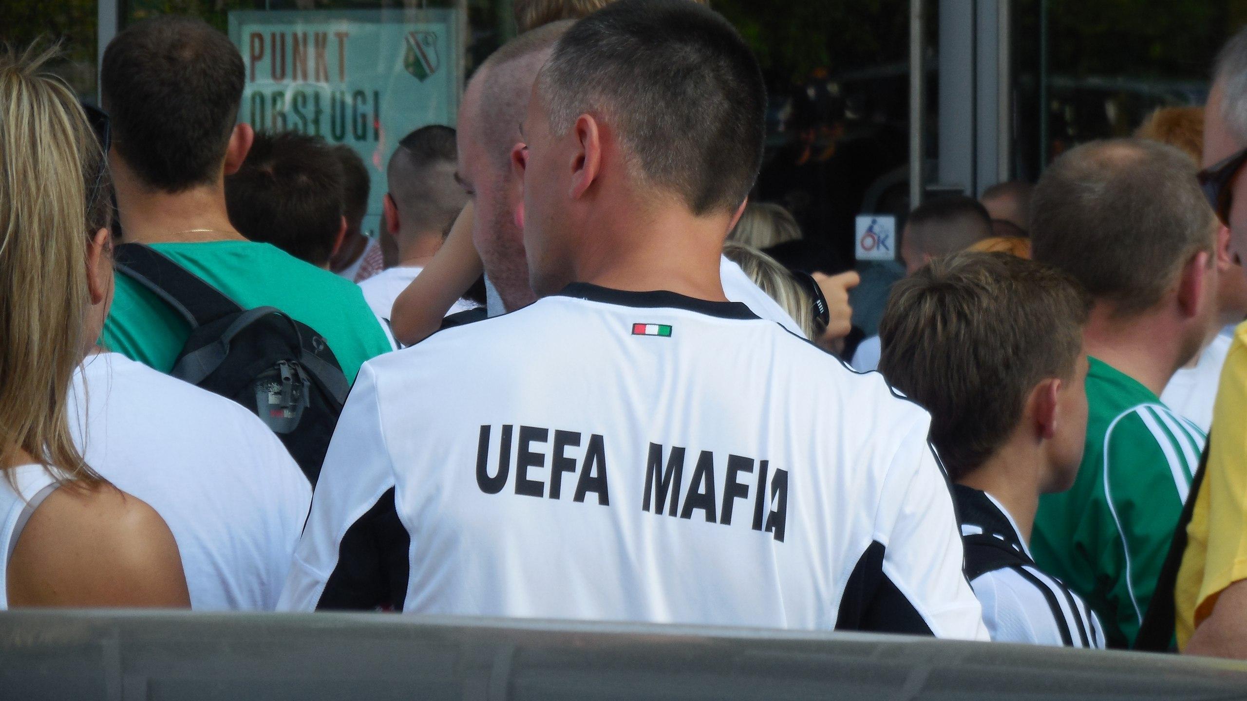 УЕФА мафия