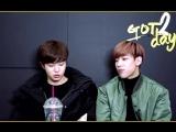 [Видео] 151016 GOT2DAY #12 Youngjae + Bambam