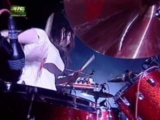 The White Stripes - Dead Leaves/Black Math/Icky Thump/Cannon - Live 2007.06.09
