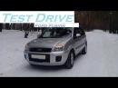 Тест Драйв Ford Fusion Трейлер