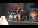 Xandria - Nightfall (Metalfest 2014) - incomplete