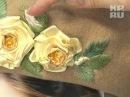 Тютелька в тютельку Роза Шарлотта и её бутончик