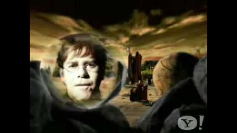Elton John - Blessed