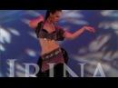 Irina Akulenko - from Tribal Fusion Bellydance Workout DVD / video - World Dance New York