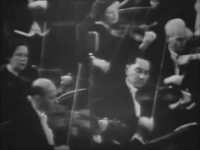 Рахманинов Концерт № 3 для фортепиано Ван Клиберн