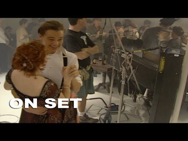Titanic Behind the Scenes Broll Part 1 of 4