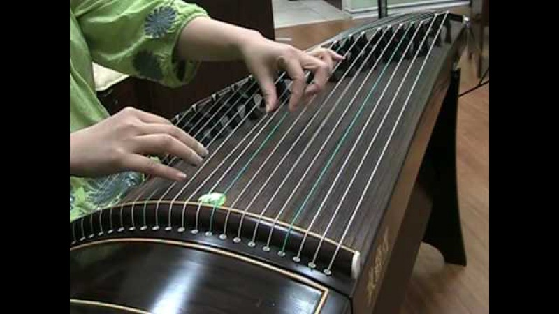 Guzheng Spring River Flower Moon Night 古筝 - 春江花月夜