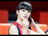 Новая волейбольная звезда Интернета Сабина Алтынбекова  Sabina Altynbekova
