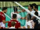 Конфликт на площадке / Poland vs Iran / FIVB Volleyball