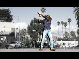 KIDD STROBE in LA  YAK FILMS x TURF FEINZ x JOSH PAN MUSIC