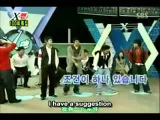 Kim Jong Kook Haha X man Dancing Black Cat Nero by Turbo