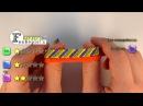1 Самая простая фенечка Candy stripe ★☆☆☆☆