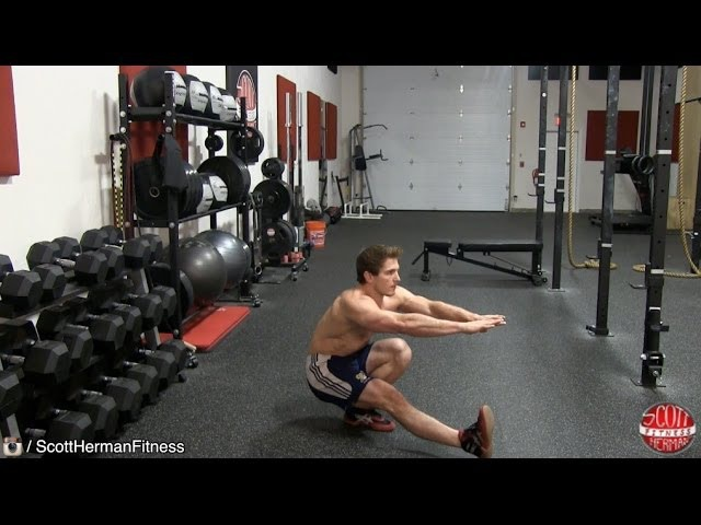 How To Pistol Squat - Build Leg Strength Correct Muscle Imbalances!