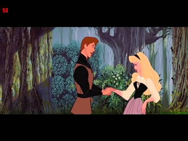 Спящая красавица,песня Авроры(«Once Upon A Dream») на русском