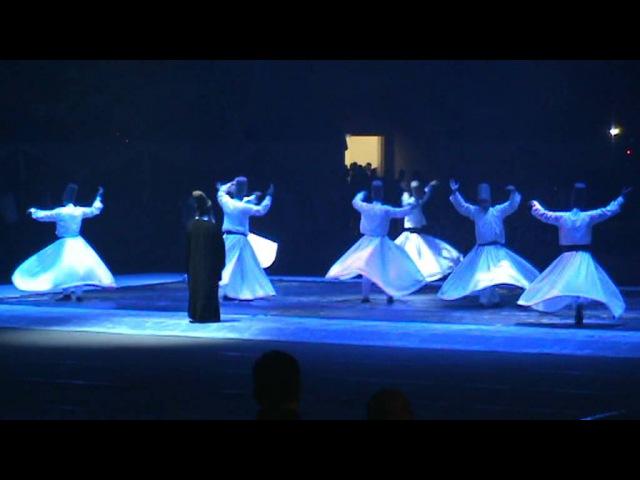 Танец дервишей - Турция, Анкара 2011