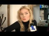 О новом клипе 'Сумка' группы 'Ленинград' рассказывают актриса и продюсер