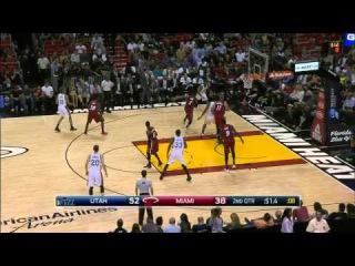 HD Utah Jazz vs Miami Heat | Full Highlights | December 17, 2014 | NBA Season 2014/15