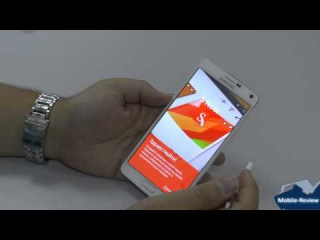 Обзор Samsung Galaxy Note 4   работа со стилусом