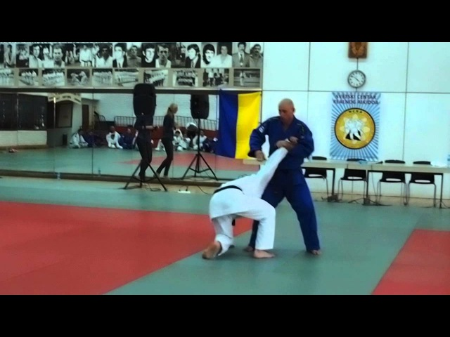 Real Aikido Branko Вrescanski