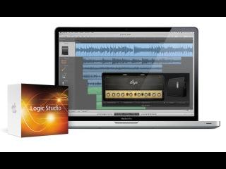 Видеокурс по Logic Pro 9 на русском языке