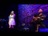 James Hetfield &amp his daughter Cali - Acoustic-4-A-Cure (San Francisco 2015) Front Row