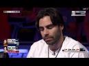 EPT 11 Key Hand Busquet vs Reichardt Runner Runner Full House EPT100 Barcelona PokerStars