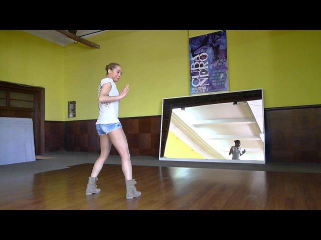 Cubanero 2015 Diana Rodriguez Garcia body movement workshop