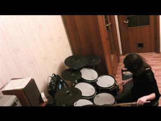 Учимся играть в стиле  -Acid Jazz- (Моя ученица.Дочь Андрея Романова- Дюши - Софья Романова)