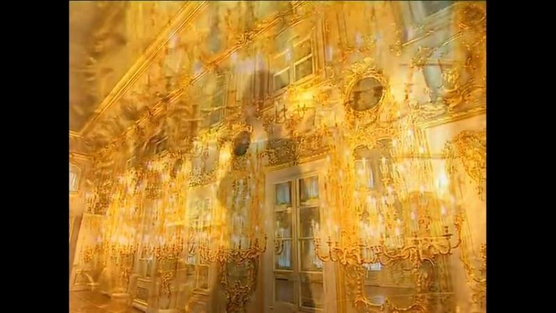 Утро на 5. Путеводительница.Большой Петергофский дворец