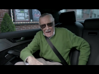 Stan Lee Cameo School, feat. Kevin Smith, Tara Reid, Michael Rooker, Jason Mewes and Lou Ferrigno