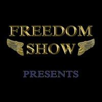 Логотип FREEDOM SHOW MOSCOW / организация концертов