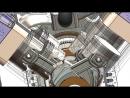 Trailer Car Engine 3D animation V6