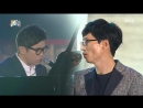 Yoo Jae Suk & Lee Juk (Sagging Snail) - As I Say @ 2015 Infinity Challenge Music Festival 150822
