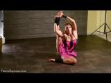 Szilvia Czine Fitness Model Photoshooting Video Part 5