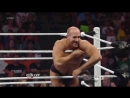 WWEWM WWE RAW 15.04.2013 - Antonio Cesaro c vs. Kofi Kingston United States Championship
