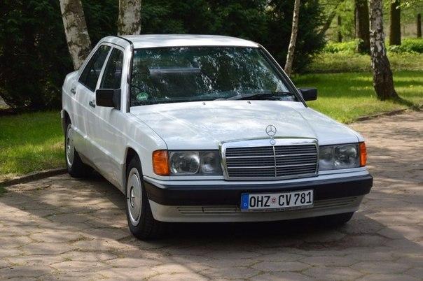 Wall vk for 1988 mercedes benz 190e
