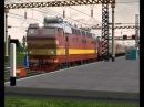 Сценарий для MSTS Поезд №139 Санкт-Петербург-Брянск Пересвет