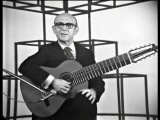 BACH  Prelude, Bourree BWV 996  Narciso YEPES  10 String Guitar  Ten String Classical Guitar