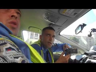 Тёлка Терпила и Инспектор БАЛАБОЛ!