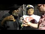 Interview U-Roy &amp Bunny 'Striker' Lee at Reggae Geel 2014