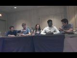 MAZE RUNNER THE SCORCH TRIALS cast Q&ampA part 2 (of 2)