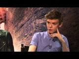MAZE RUNNER THE SCORCH TRIALS Cast Q&ampA - Ki Hong Lee, Thomas Brodie-Sangster, and Dexter Darden