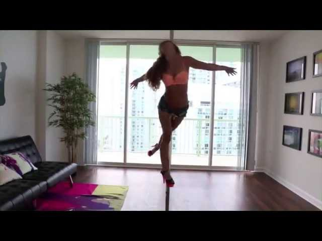 Major Lazer DJ Snake - Lean On feat. MØ (Pole Dance Edition) | Victory