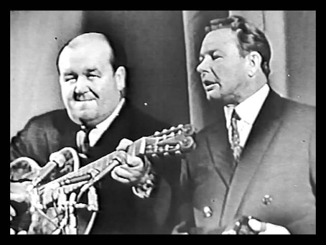 ВЕНИАМИН НЕЧАЕВ и ПАВЕЛ РУДАКОВ Куплеты на злобу дня, 1961г.