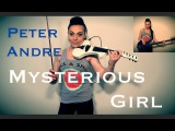 Peter Andre - Mysterious Girl (Violin &amp Bass Cover)