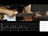 Smoke On the Water - Deep Purple (aula de guitarra)